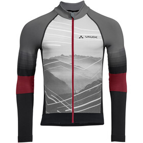 VAUDE Matera Maillot LesSeam Homme, pewter grey